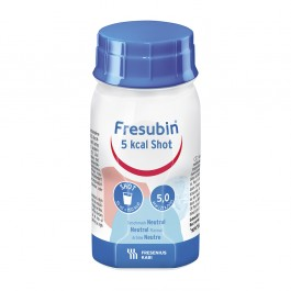 Fresubin 5.0 Kcal SHOT (Easy Bottle) Creme 120ml - Fresenius Kabi