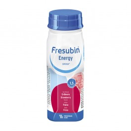 Fresubin Energy Drink (Easy Bottle) Morango 200ml -Fresenius Kabi