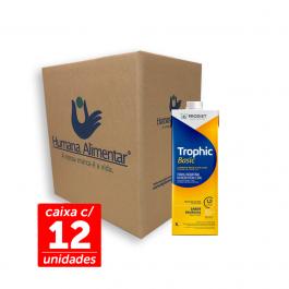 Trophic Basic líquido - Caixa fechada 12 unidades