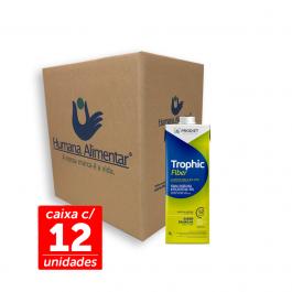 Trophic Fiber líquido - Caixa fechada 12 unidades