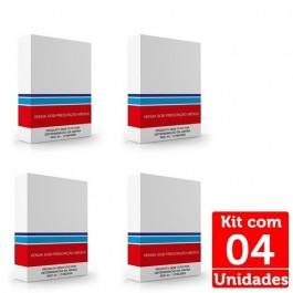 Kit Ketosteril 100 comprimidos - 4 unidades