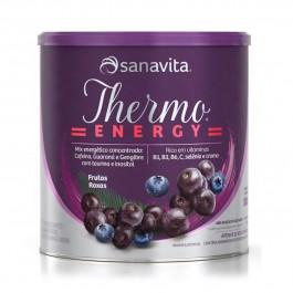 Thermo Energy Sabor Frutas Roxas 300g - Sanavita