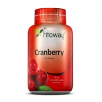 Cranberry 500mg 60 cáps Fitoway