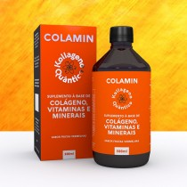 Colamin 500ml  - Kollageno Quântico