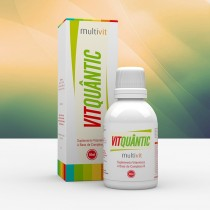MultiVit 50ml - Vitquântic