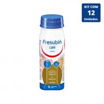 Kit Fresubin Lipid Drink Cappuccino 200ml - 12 unidades Fresenius Kabi