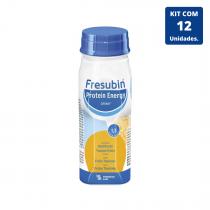 Kit Fresubin Protein Energy Drink Abacaxi 200ml - 12 unidades Fresenius Kabi
