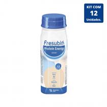 Kit Fresubin Protein Energy Drink Avelã 200ml - 12 unidades Fresenius Kabi