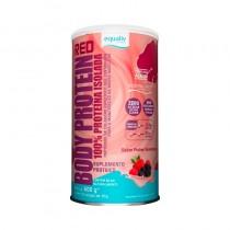 Equaliv Body Protein Frutas Vermelhas - 600g