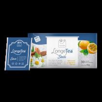 Chá Longetea Sense  caixa fechada com 30 sachês 36g cada