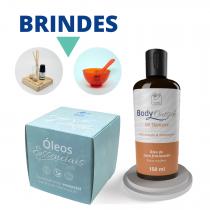 Combo Caixa Coleção + Body Outside - Brinde Kit Mixer + Kit Aromatizador