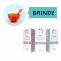 Combo Derma + Brinde Kit Mixer