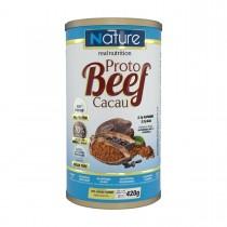 Proto Beef Sabor Cacau 70% 420g Nature