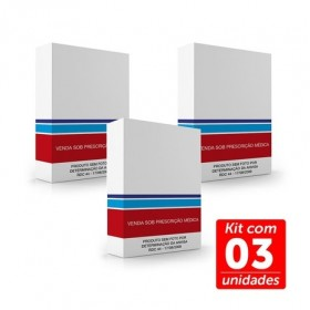Kit Ketosteril 100 comprimidos - 3 unidades